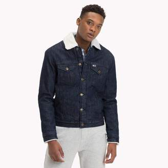 Tommy Hilfiger Fleece-Lined Trucker Jacket