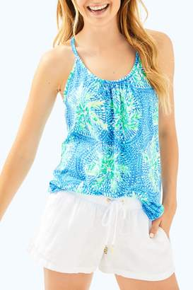 Lilly Pulitzer Lacy Tank Top