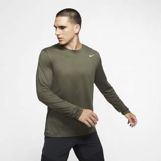Nike Men's Long-Sleeve Training Top Dri-FIT Legend 2.0