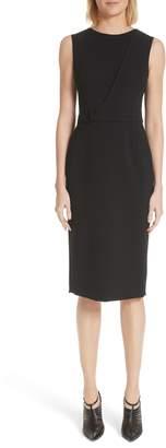 Jason Wu Compact Crepe Dress