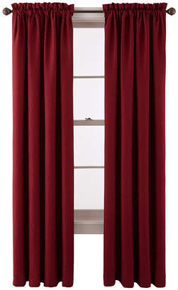 QUEEN STREET Queen Street Sutherland Rod-Pocket Curtain Panel
