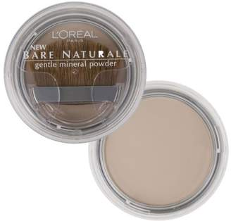L'Oreal Bare Naturale Gentle Mineral Powder 410 Light Ivory