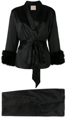 Maguy De Chadirac night-gown top