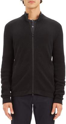 Theory Udeval Breach Regular Fit Zip Sweater