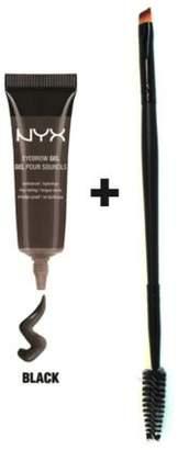 NYX Eyebrow Gel 05 With Pro Dual Brush
