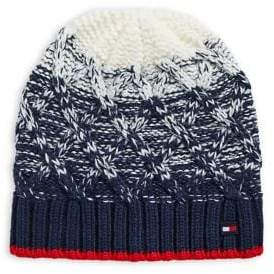 ca8d197c502 ... at The Bay · Tommy Hilfiger Cable-Knit Beanie