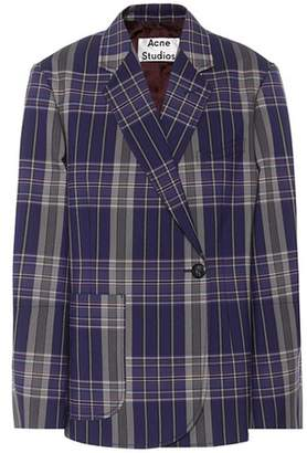 Acne Studios Keira wool-blend blazer
