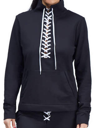 Urban Savage Lace-Up Active Pullover