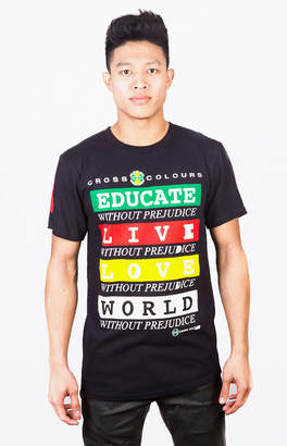 Cross Colours Without Prejudice T-Shirt