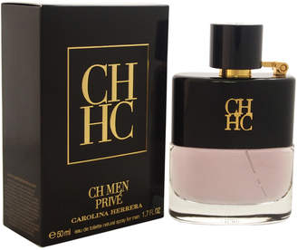 Carolina Herrera Men's 1.7Oz Ch Men Prive Eau De Toilette Spray