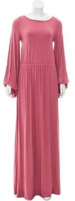 Rachel Pally Long Sleeve Maxi Dress