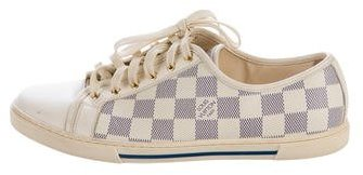 Louis Vuitton Damier Azur Sneakers