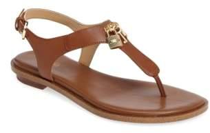 MICHAEL Michael Kors Suki T-Strap Charm Sandal