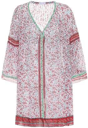 Poupette St Barth Pippa printed cotton dress