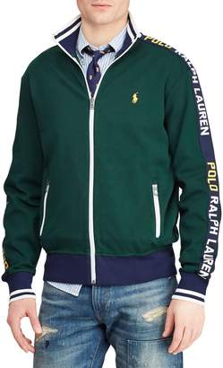 Polo Ralph Lauren Interlock Cotton Track Jacket