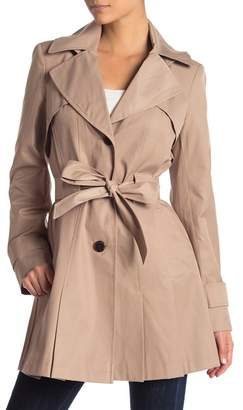 Via Spiga Khaki Trenchcoat Jacket