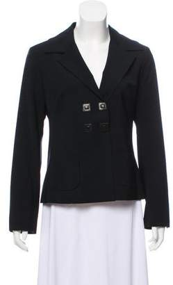 Paule Ka Notch-Lapel Blazer