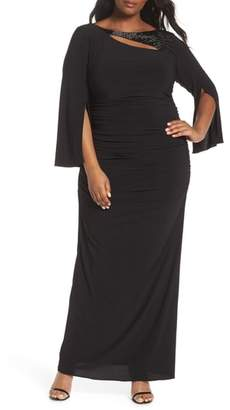 Adrianna Papell Jersey Dress