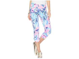 Lilly Pulitzer UPF 50+ Fara Weekender Crop Leggings