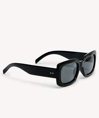 Sole Society Larissa Slim Square Sunglasses