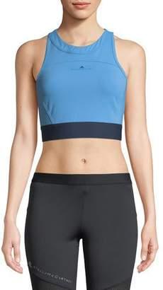 adidas by Stella McCartney Hot Yoga Cropped Top