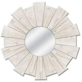 PTM Images Assorment Burst White Mirror- 20in