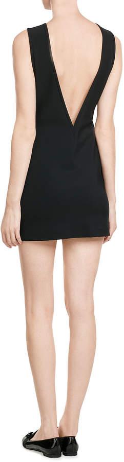 Anthony Vaccarello Modern Mini-Dress