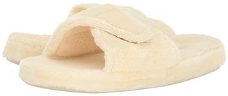 Acorn - Spa Slide II Women's Slippers $40 thestylecure.com