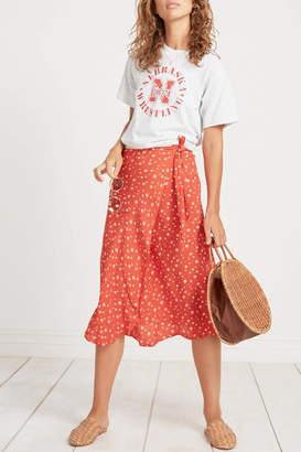 Faithfull The Brand Linnie Midi Skirt