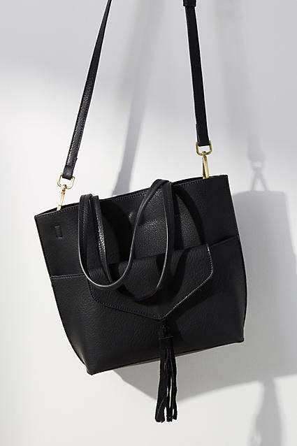 Anthropologie Mini Thoma Clutch & Tote Bag