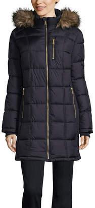 Liz Claiborne Heavyweight Water Resistant Puffer Jacket