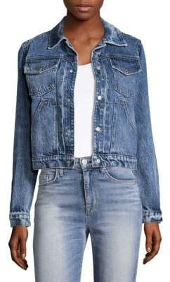 Hudson Jeans Ren Denim Trucker Jacket