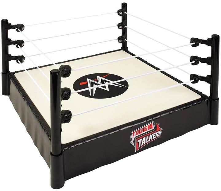 WWE Tough Talkers Interactive Ring Playset