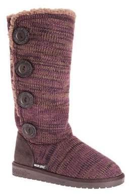 3074466e8015 at Walmart.com · Muk Luks Women s Liza Slipper Boot