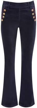 Joe's Jeans Bell Bottom Cord Trousers