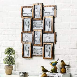 DAY Birger et Mikkelsen Gracie Oaks Douthitt Gallery Style Wall Hanging 12 Opening Photo Sockets Picture Frame