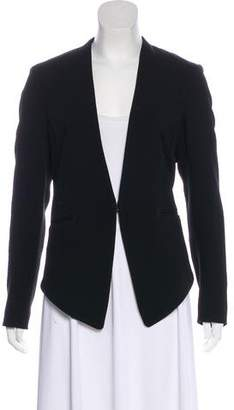 Rag & Bone Cropped Back Single-Breasted Blazer