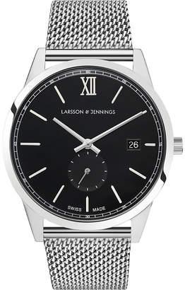 Larsson & Jennings Saxon stainless steel watch