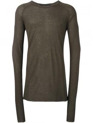 Haider Ackermann crew neck sweater $530 thestylecure.com