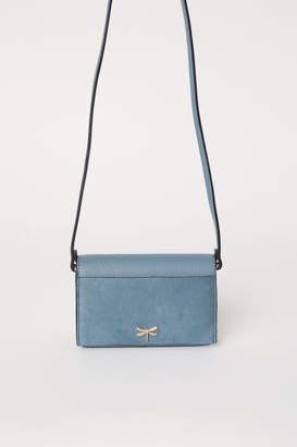 H&M Small Shoulder Bag - Blue