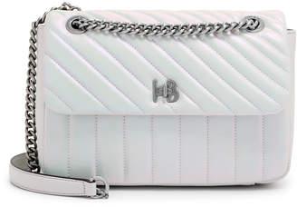 Henri Bendel 712 Convertible Iridescent Shoulder Bag