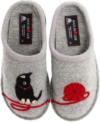 Haflinger Cat Slipper Women's Slippers