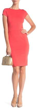 Love...Ady Cap Sleeve Bodycon Dress