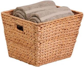 Honey-Can-Do Large Square Leaf Basket
