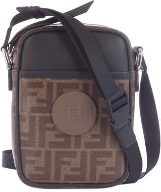 Fendi Small Ff Crossbody Bag