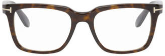Tom Ford Tortoiseshell TF-5304 Glasses
