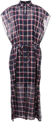 Rag & Bone Sybil checked dress