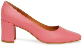 Mansur Gavriel Lamb Square Toe Heel - Dolly