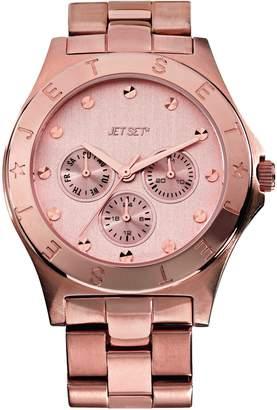 Jet Set 3Pcs Set J5636R-042, Women's Watch
