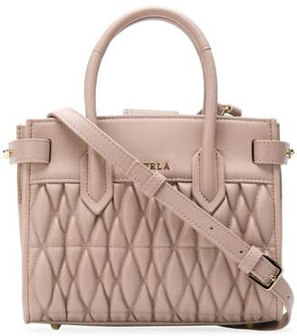 Furla Pin Cometa quilted bag
